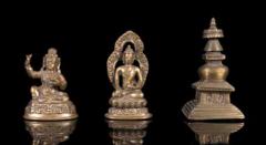 statues-tibet